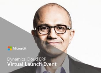 Microsoft Cloud ERP Virtual Launch Event