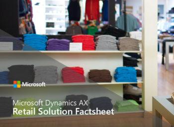 Microsoft Dynamics AX Retail Factsheet