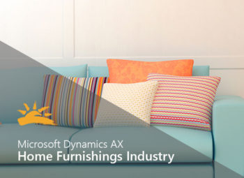 Microsoft Dynamics AX for Home Furnishings