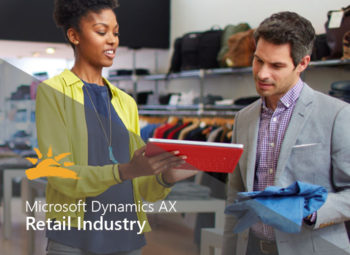 Microsoft Dynamics AX Retail Industry and Sunrise