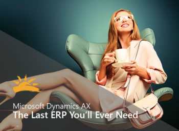 Why Microsoft Dynamics AX and Sunrise?