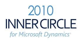 2010 Microsoft Inner Circle Award