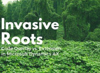 invasive roots