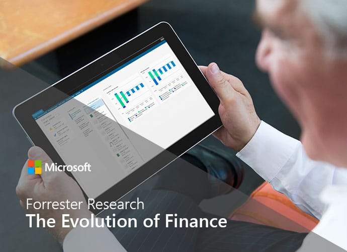 Forrester Evolution of Finance