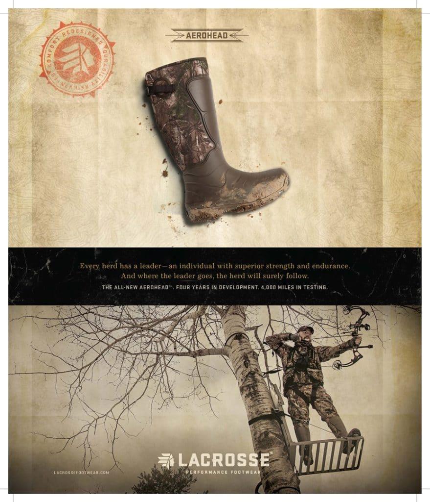 Lacrosse Footwear Ad