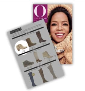 Vionic Makes Oprah's Favorite Things List Again