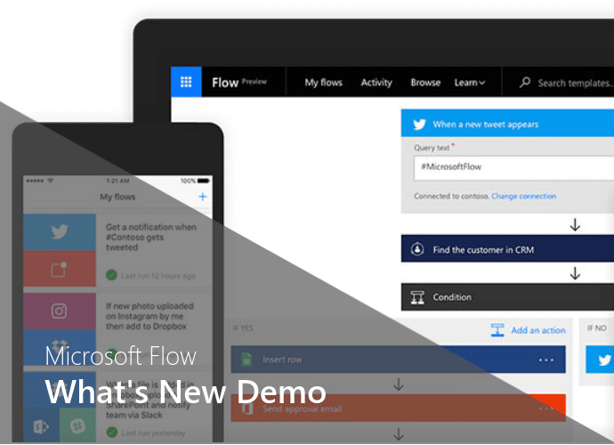 What's New with Microsoft Flow - Sunrise Technologies