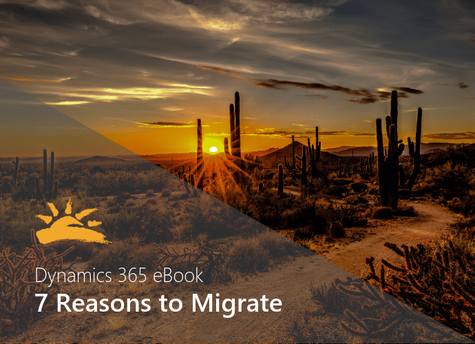 ebook 7 reasons to migrate to Dynamics 365