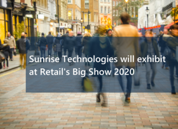 Sunrise Technologies is an exhibitor at NRF's Retail's Big Show 2020
