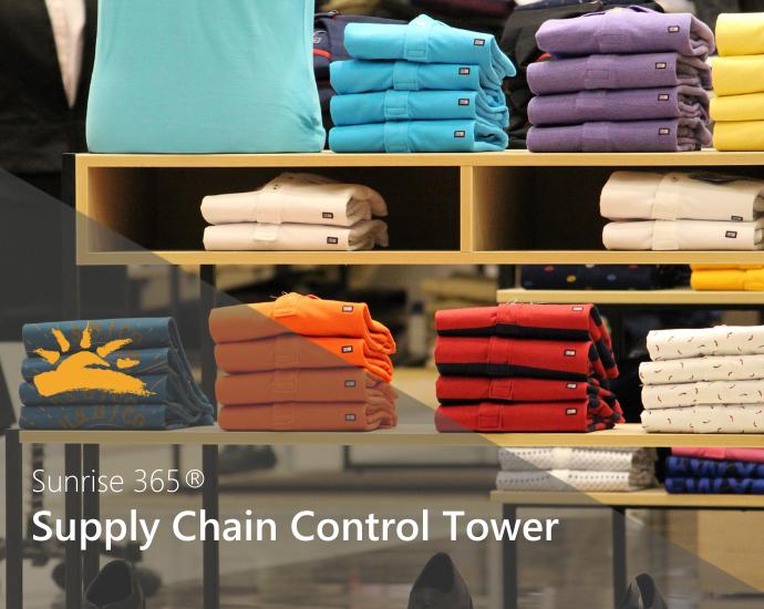 Supply chain analytics for retail