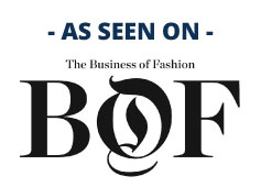 As Seen on Business of Fashion