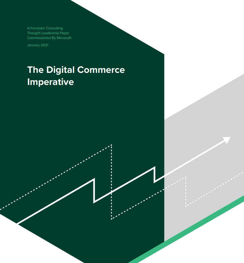 Forrester Report: The Digital Commerce Imperative